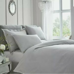Appletree 100% Cotton Percale 200 Thread Count Oxford Pillow Case