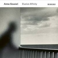 Anna Gourari - Elusive Affinity [New CD]