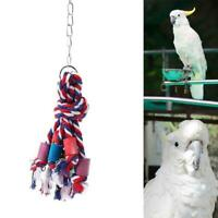 Jumble Chew Bird Toy Durable Parrot Cage Toys Cages Bird Chew Toys Pet Fun A3O4