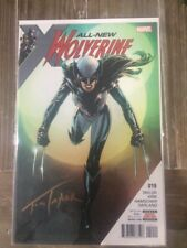 X-23  All New Wolverine 3,19 Signed Tom Taylor