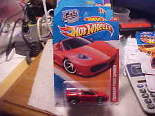 Hot Wheels Collector #190-244 Ferrari F430 Spider Thrill Racers-Highway