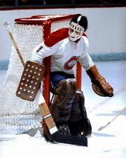 Rogatien Vachon Montreal Canadiens 8x10 Photo
