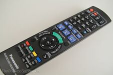 Panasonic Genuine Remote Control N2QAYB000615 For The BluRay 3D DMR-PWT500