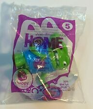 MCDONALDS 2015 Home Happy Meal Toy #5 Nervous Oh (P)