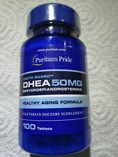 Puritans Pride - DHE A-50 Mg -100 CAPLETS - Ebay best Prices