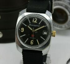 Vintage VOSTOK Military Mechanical Mens Watch 2214 Komandirskie Zakaz MO USSR