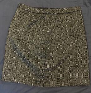 ladies aquascutum checked Mini skirt UK size 8