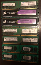 New listing Lot of Ddr2 Ram Pc2-6400 , 7 pieces