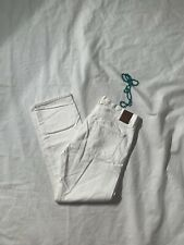 Gap Size 31x28 White Jeans Slim