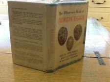 Observers Book Of Birds Eggs 1959