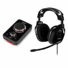 Astro Gaming A40 Audio System With USB Mixamp Black Very Good 5Z
