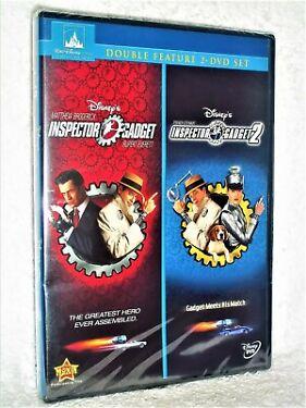 Inspector Gadget 12 DVD 2011 DISNEY Matthew Broderick Joely Fisher superhero