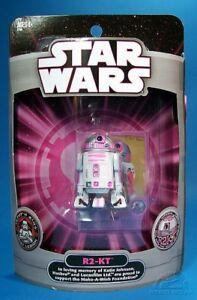 STAR WARS SUPER ULTRA RARE R2-KT DROID USA SAN DIEGO COMIC CON EXCLUSIVE. MOMC