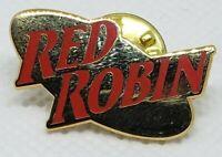 Red Robin Restaurant Logo Lapel Pin