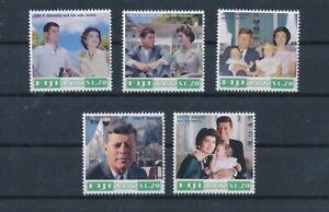 D141091 John F. Kennedy MNH Fiji