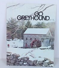 VTG 1977 GO GREYHOUND Magazine Volume 12 Number 3 Quebec Canada Lackland AFB