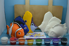 Paint Your Own Finding Dory Finding Nemo Gift Set Personalised Him Her Birthday