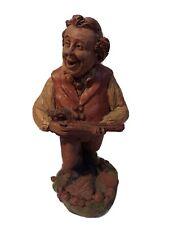 Tom Clark Juan 1983 Rare Gnome Figurine Cairn Studio item#31 Retired Ed#75 Story