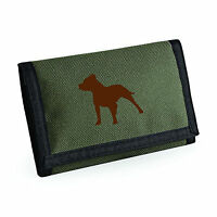 Wallet, Bulldog Dogs Silhouette Choice French Bulldog, Staffy, Bull Terrier Gift