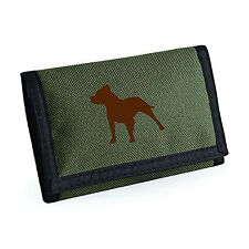 Wallet, Bulldog Dogs Silhouette Choice French Bulldog, Staffy, Bull Terrier Gift