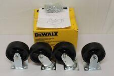 Dewalt Job Box Caster Set 6x2 600lb Cap Per Caster Includes Hardware Dd4