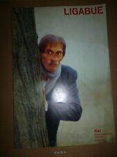 LIGABUE Film in tre puntate ispirato dal racconto di Cesare Zavattini RAI 1977