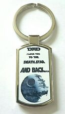 Star Wars Keyring, New, Boxed - Dad, Fathers Day, Birthday