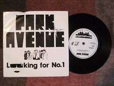"PARK AVENUE - LOOKING FOR No.1 - 7"" 45 rpm vinyl record"