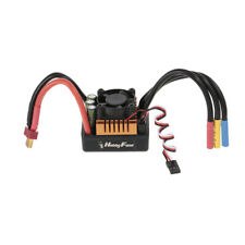 HOBBYFANS 120A Brushless 2-4S ESC with BEC for 1:8 1:10 TRAXXAS RC Car D7Y6