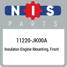 11220-JK00A Nissan Insulator-engine mounting, front 11220JK00A, New Genuine OEM