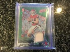 Baker Mayfield 2018 Panini National VIP Gold Packs Green Prizm OU Patch 20/25