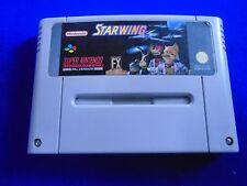 Snes **STARWING ## Star Wing Starfox Game Super Nintendo PAL