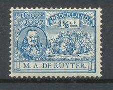 Nederland   87 P ongebruikt