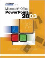 Advantage Series: Microsoft Office PowerPoint 2003, Brief Edition (Advantage Ser