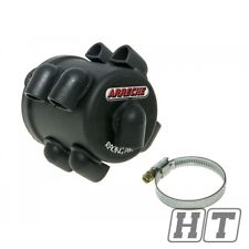 air filter Arreche Airbox long version 36.5mm 45° carb connection black