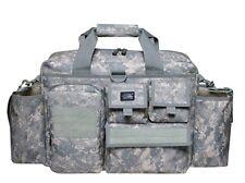 RANGE BAG Tactical Shooting Hunting ACU Digital  Deluxe Large Gun Pistol Duffle