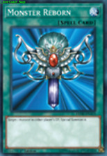 Monster Reborn LEHD-ENA23 X 1 Mint YUGIOH Normal Spell Card