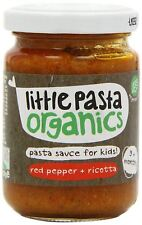 Little PASTA Organics Pepe Rosso & Ricotta Salsa 130g