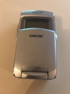 Téléphone Mobile Rétro Vintage Old Sony CMD Z7