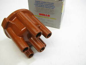 Wells RB920 Ignition Distributor Cap Fits 1978-1987 VW Audi 2.2L-L5