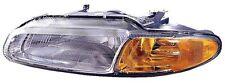 1996-2000 Chrysler Sebring Convertible New Left/Driver Side Headlight Assembly
