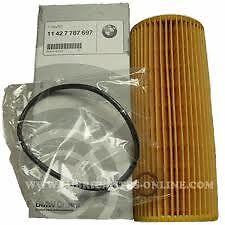 Oil Filter Diesel Genuine BMW E87 E46 E60 E90 X3 E83 (Vin specific) 11427787697