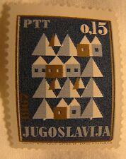 Yugoslavia Stamp 1966 Scott 845 A208  Christmas .15 Unused