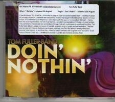 (CL660) Tom Fuller Band, Doin' Nothin' - 2010 CD