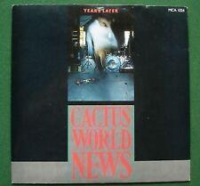"Cactus World News Years Later 7"" Single"