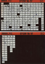 Yamaha dt 125_r _ Service Manual _ microfich _ microfilm _ 1996