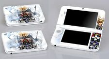 Kingdom Hearts 311 Vinyl Decal Skin Sticker Cover for Nintendo 3DS XL/LL