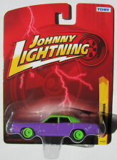 JOHNNY LIGHTNING FOREVER 64 R27 1977 DODGE MONACO BATMAN JOKER GOON CAR