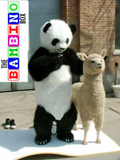 Panda Animal Costume / Luxury Fancy Dress High Quality Mascot Grizzly