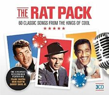 The Rat Pack - 60 Classic Songs From The Kings of Cool [CD]